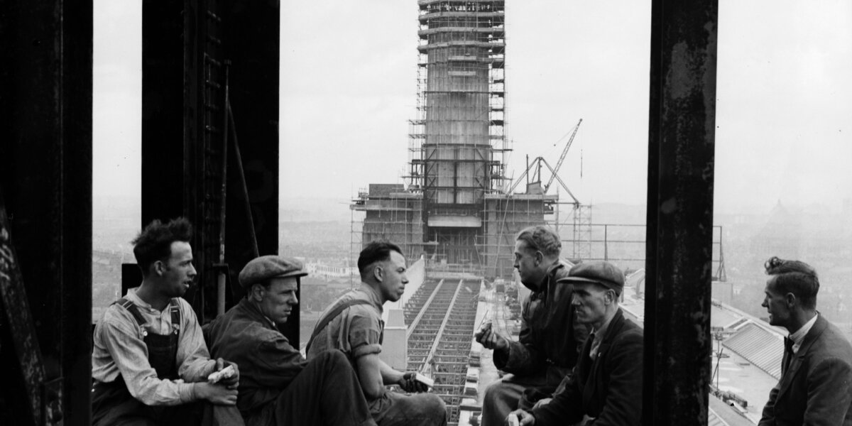 Battersea Power Station heritage