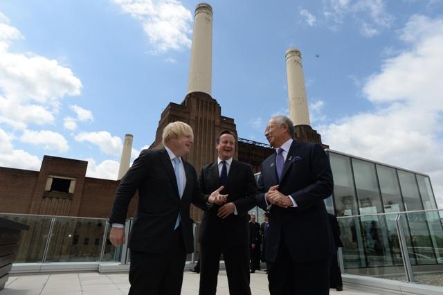 Battersea Power Station Launch 2013