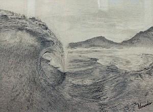 gabriel fine art waves