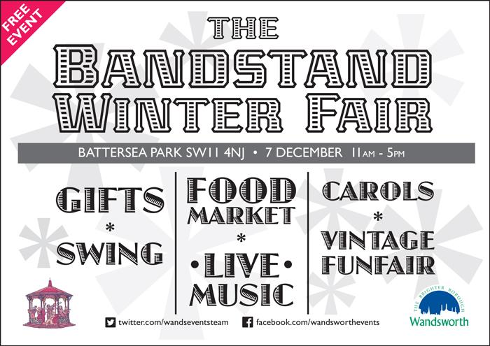bandstand winter fair 2014