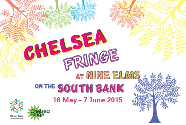 cover – Chelsea Fringe at Nine Elms on the South Bank programme