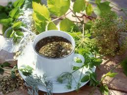 herbal tea workshop