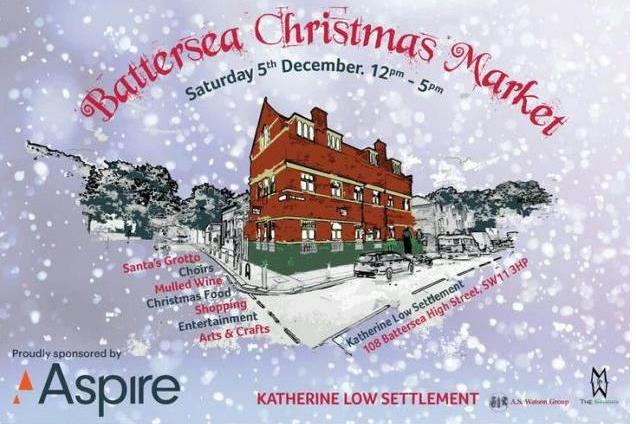 KLS Battersea Christmas Market