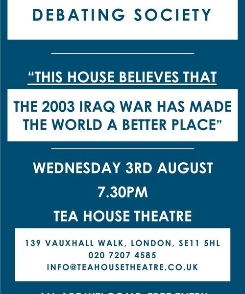 Debating London