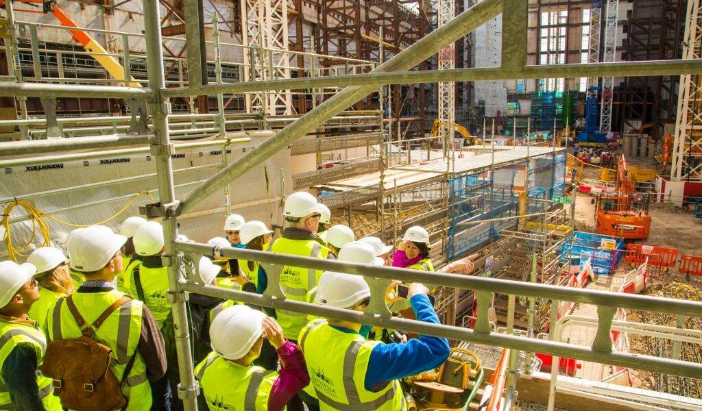 Battersea Power Station tours