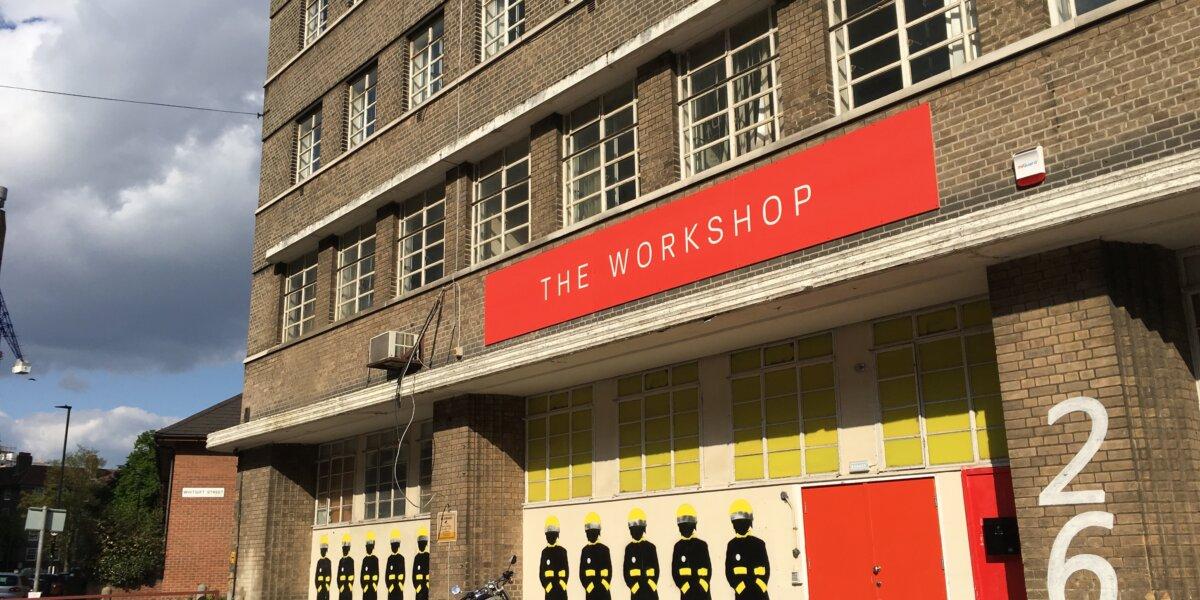 The Workshop Exterior 1
