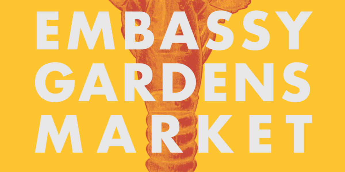 Embassy Gardens Market