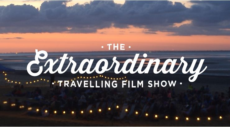 Travelling film show