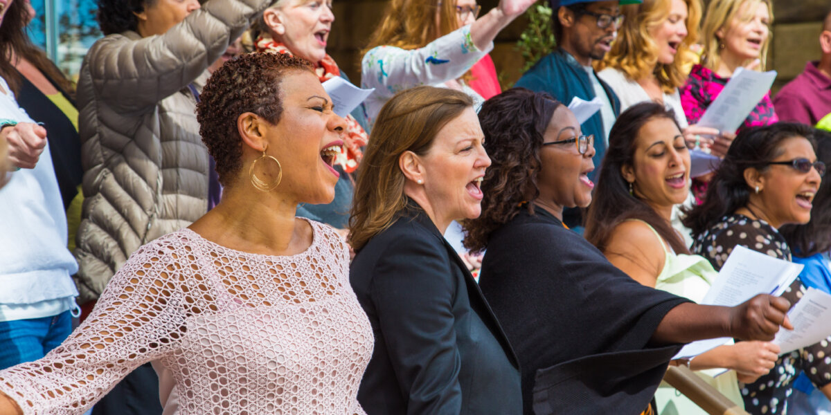 Image for Battersea Power Station Choir Perofrmance 7 December – ct Battersea Power Station