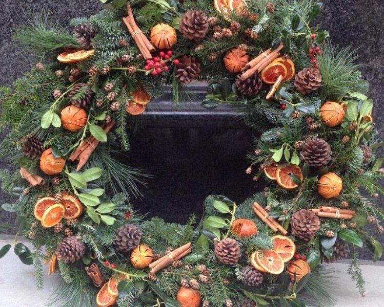 Moyses Wreath