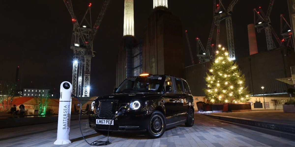 BPS release – electric black taxis