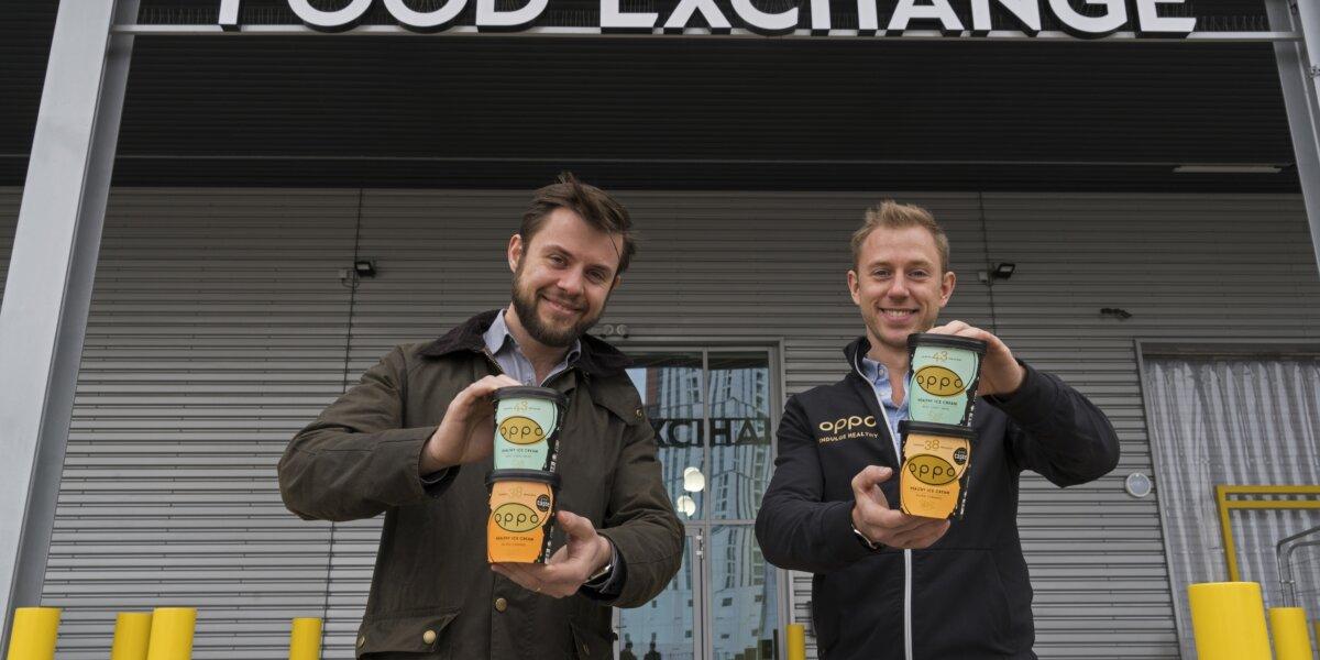 OPPO Boys at Food Exchange New Covent Garden, Nine Elms, 14th/Fe
