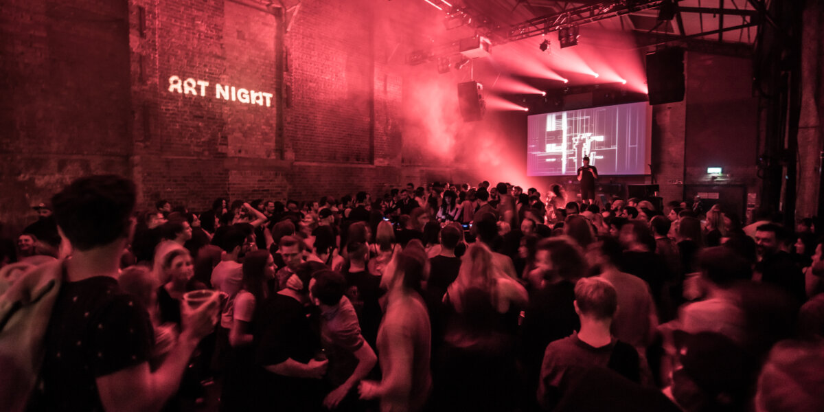 Art Night 2017, Club Night curated by Alva Noto and Boiler Room