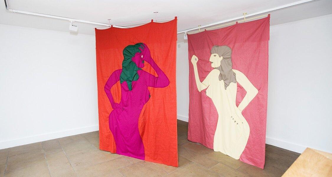 Adam-Christensen-We-are-having-a-little-flirt-installation-view-2018.-Courtesy-the-artist-and-Pump-House-Gallery.-Photo-Eoin-Carey-5