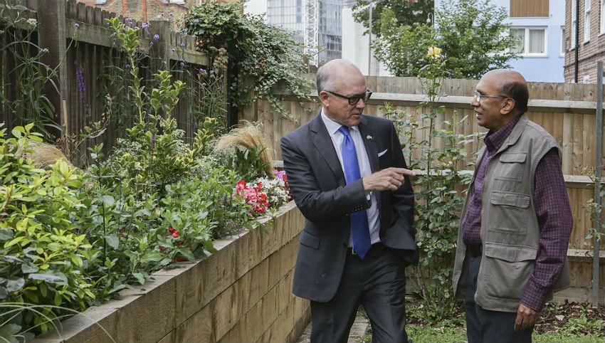 US_Ambassador_Johnson_with_Harry_Goonewardene_Image_US_Embassy_850px