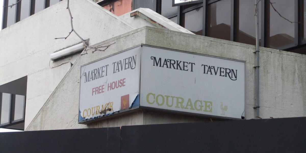 Market Tavern Nine Elms