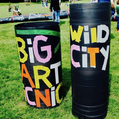 Wild City – Big Art Picnic
