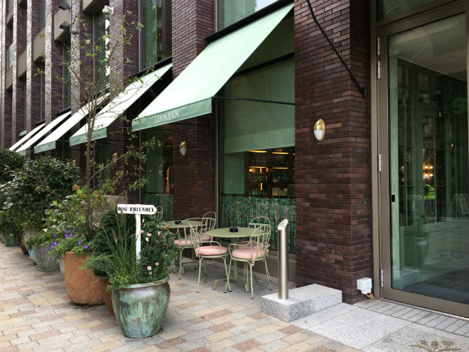 Dog-friendly Linnaean: Oasis from busy city living