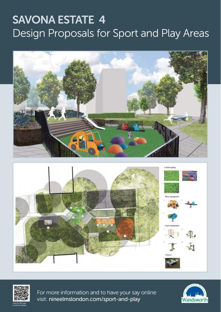 Designs for Savona 4