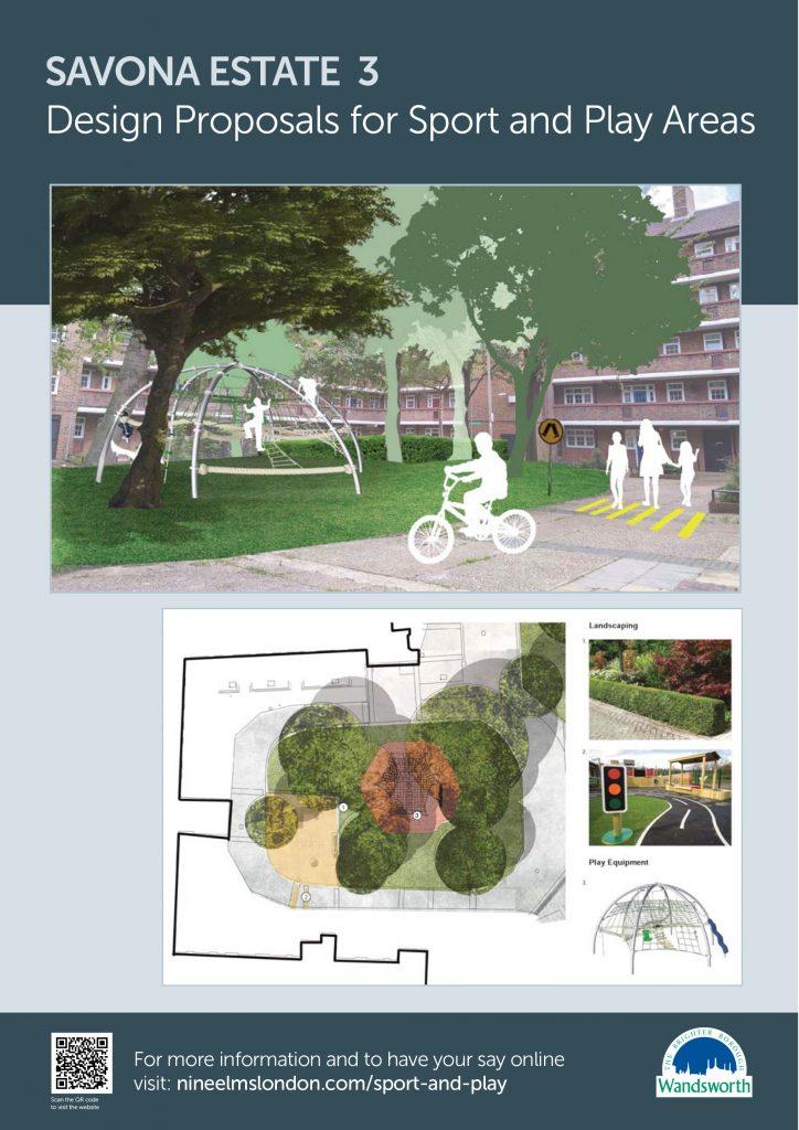 Designs for Savona 3