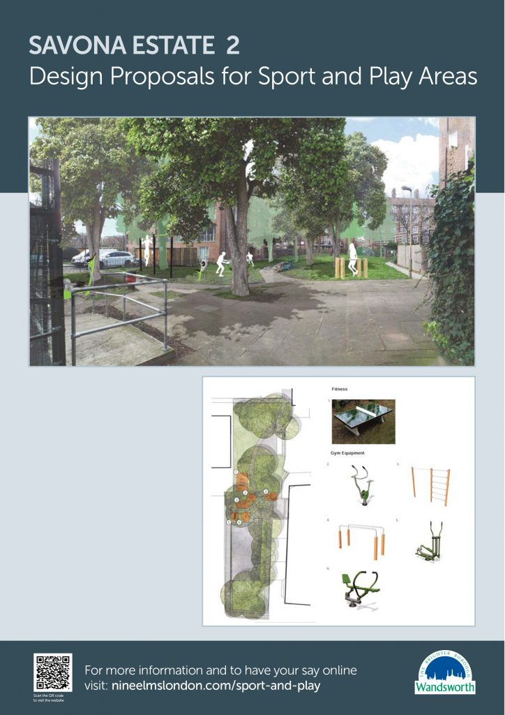 Designs for Savona 2