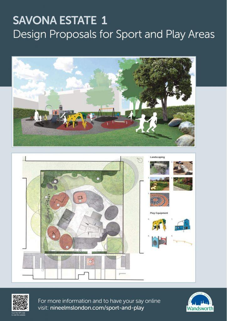 Designs for Savona 1