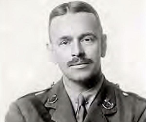 Captain Arthur Moore Lascelles