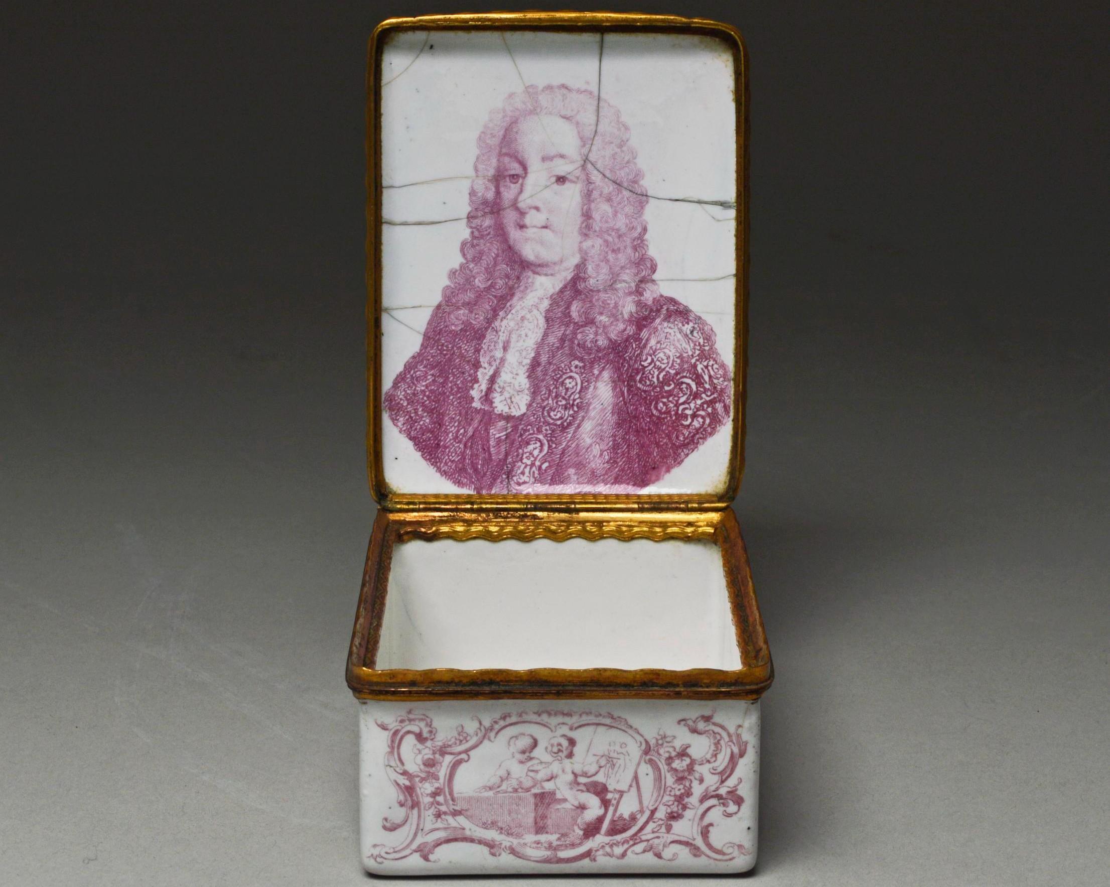 Interior Snuff-box © The Trustees of the British Museum