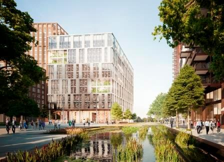 One Embassy Gardens by Ballymore